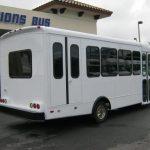 Ford E-450 16 passenger charter shuttle coach bus for sale - Gas 5