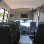 Ford E450 23 passenger charter shuttle coach bus for sale - Diesel 3