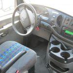 Ford E450 23 passenger charter shuttle coach bus for sale - Diesel 5