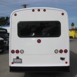 Ford E350 15 passenger charter shuttle coach bus for sale - Gas 6