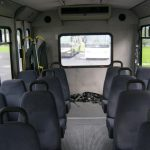 Ford E-450 16 passenger charter shuttle coach bus for sale - Gas 6