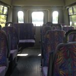 Chevy 3500 13 passenger charter shuttle coach bus for sale - Gas 5
