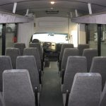 Chevy C5500 29 passenger charter shuttle coach bus for sale - Diesel 5