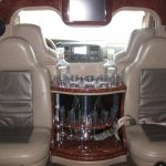 Ford 5 passenger charter shuttle coach bus for sale - Gas 5