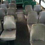 Ford E450 23 passenger charter shuttle coach bus for sale - Gas 5