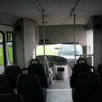 Ford E-450 16 passenger charter shuttle coach bus for sale - Gas 7