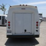 Ford E450 24 passenger charter shuttle coach bus for sale - Gas 5