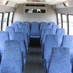 Ford E450 24 passenger charter shuttle coach bus for sale - Gas 7