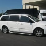 Dodge 6 passenger charter shuttle coach bus for sale - Gas 1