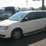 Dodge 6 passenger charter shuttle coach bus for sale - Gas 5
