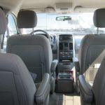 Dodge 6 passenger charter shuttle coach bus for sale - Gas 8