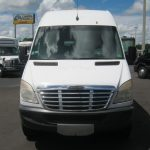 Freightliner 2500 11 passenger charter shuttle coach bus for sale - Diesel 2