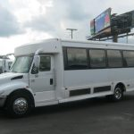 International 3200 25 passenger charter shuttle coach bus for sale - Diesel 2