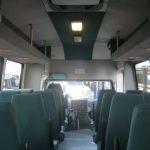 International 3200 25 passenger charter shuttle coach bus for sale - Diesel 7