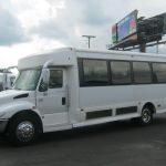 International 3200 25 passenger charter shuttle coach bus for sale - Diesel 2