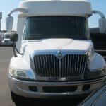 International 3200 25 passenger charter shuttle coach bus for sale - Diesel 5