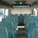 International 3200 25 passenger charter shuttle coach bus for sale - Diesel 6