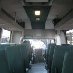 International 3200 25 passenger charter shuttle coach bus for sale - Diesel 7