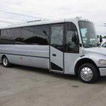 Freightliner S2 31 passenger charter shuttle coach bus for sale - Diesel 1