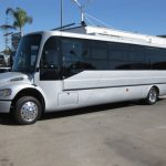 Freightliner S2 31 passenger charter shuttle coach bus for sale - Diesel 2