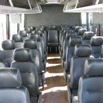 Freightliner S2 31 passenger charter shuttle coach bus for sale - Diesel 4