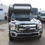 Ford F550 32 passenger charter shuttle coach bus for sale - Gas 2