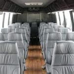 Ford F550 32 passenger charter shuttle coach bus for sale - Gas 5