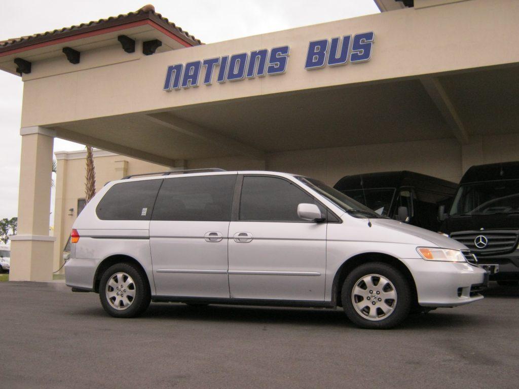 Honda 6 passenger charter shuttle coach bus for sale - Gas