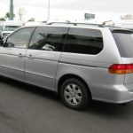 Honda 6 passenger charter shuttle coach bus for sale - Gas 3