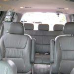 Honda 6 passenger charter shuttle coach bus for sale - Gas 8
