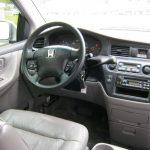 Honda 6 passenger charter shuttle coach bus for sale - Gas 7
