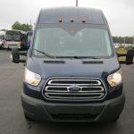 Ford Transit 8 passenger charter shuttle coach bus for sale - Diesel 2