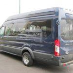 Ford Transit 8 passenger charter shuttle coach bus for sale - Diesel 3