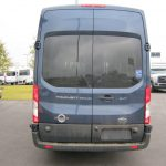 Ford Transit 8 passenger charter shuttle coach bus for sale - Diesel 4
