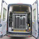 Ford Transit 8 passenger charter shuttle coach bus for sale - Diesel 5