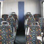 Ford E350 14 passenger charter shuttle coach bus for sale - Gas 6