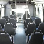 Ford E450 17 passenger charter shuttle coach bus for sale - Gas 7