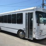 Spartan BC-2242 20 passenger charter shuttle coach bus for sale - Diesel 1