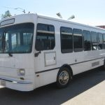 Spartan BC-2242 20 passenger charter shuttle coach bus for sale - Diesel 3