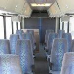 Spartan BC-2242 20 passenger charter shuttle coach bus for sale - Diesel 5
