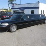 Lincoln 9 passenger charter shuttle coach bus for sale - Gas 2