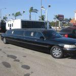 Lincoln 9 passenger charter shuttle coach bus for sale - Gas 1