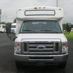 Ford E350 14 passenger charter shuttle coach bus for sale - Gas 4