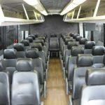 Freightliner S2 31 passenger charter shuttle coach bus for sale - Diesel 3