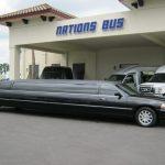 Lincoln 15 passenger charter shuttle coach bus for sale - Gas 1