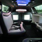 Lincoln 15 passenger charter shuttle coach bus for sale - Gas 8