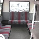 Ford E350 9 passenger charter shuttle coach bus for sale - Gas 4