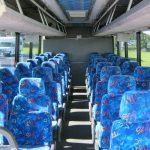 Freightliner 30 passenger charter shuttle coach bus for sale - Diesel 5