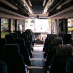 Freightliner 30 passenger charter shuttle coach bus for sale - Diesel 6