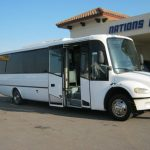 Freightliner 31 passenger charter shuttle coach bus for sale - Diesel 1